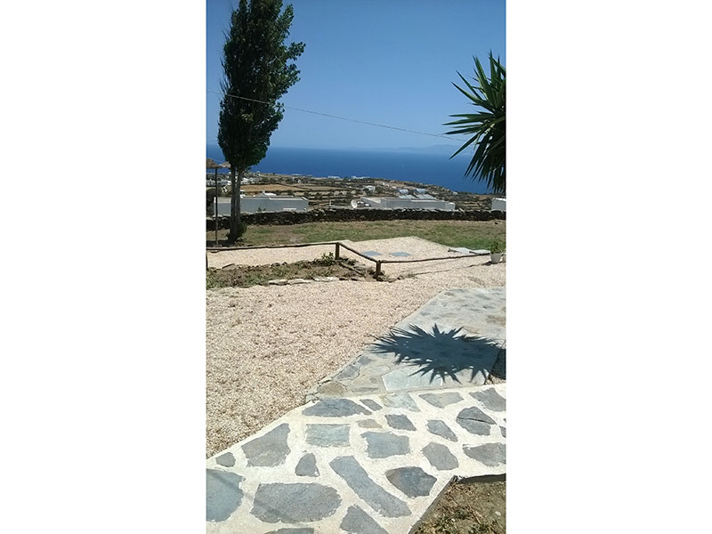 Marana guesthouse in Apollonia of Sifnos